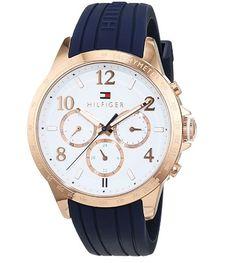 Reloj Tommy Hilfiger de cuarzo más barato. Descuento del 23%  #relojes #relojesmujer