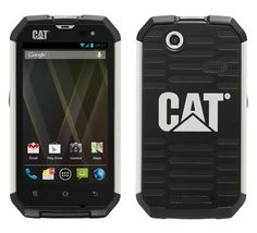"""Caterpillar Announces B15 Rugged Android Smartphone. A good looking IP67 phone, which means it withstands both dust and water, you can even use it with your hands wet it says.   B15 will sport a 4"""" 480×800 display with a 1GHz dual-core chipset with 512MB of RAM, 4GB of internal storage expandable via microSD, a 5MP camera, a 2,000mAh battery and will run on Android 4.1 Jelly Bean. Available via Caterpillar's website, the B15 will set you back $349.99."""