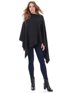 Ultra soft wool, cotton & cashmere blend  Cable Knit Nursing Shawl.