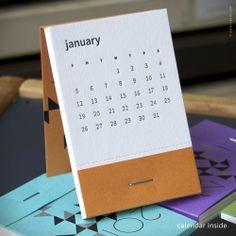 Image of 2014 Matchbook Calendar {#107}