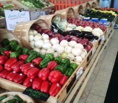 Heavenly Harvest in Wheat Ridge CO - great produce market! so friendly