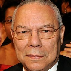 Colin Luther Powell is a United States statesman and a retired four-star general in the United States Army. He was the 65th United States Secretary of State (2001-2005), serving under President George W. Bush. He was the first African American appointed to that position. He was the first, and so far the only, African American to serve on the Joint Chiefs of Staff
