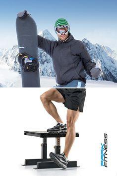 Рекламная компания для парк-фитнесса. Идея в том, что бы человек был готов к любым жизненным событиям физически.