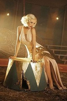 Xtina. One of my favorite music videos by her.