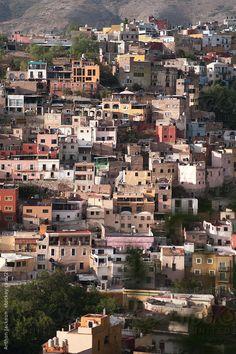 Guanajuato by Anthon Jackson