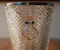 vintage crystal ice bucket2 | Flickr - Photo Sharing!
