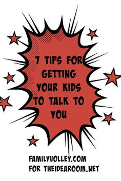 Getting Your Kids to
