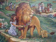 Everlasting Life through Jesus Christ - John Jehovah Paradise, Paradise On Earth, Paradise Girl, Lost Paradise, Isaiah 11, Paradise Pictures, Prophetic Art, Spiritual Encouragement, Everlasting Life