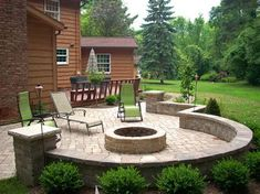 Etonnant Image Result For Small Patio Ideas With Fire Pit