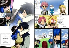 Nalu Fairy Tail Pics 2 ( Text):NaLu/Jerza/Gruvia/GaLe - If you like it please Vote.And maybe even Comment ;) - Read Gruvia/NaLu/Jerza/ Jellal x Cake/CaZa from the story Fairy Tail Pics 2 ( Text) by Yuki_Fairy (☹ ι'м тнє qυєєη вαє. Fairy Tail Gruvia, Fairy Tail Natsu And Lucy, Fairy Tale Anime, Fairy Tail Ships, Fairy Tales, Quiche, Jellal And Erza, Fairytail, Fairy Tail Quotes