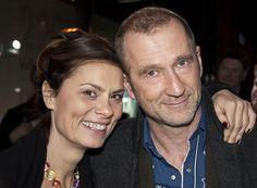 Sarah Wiener and Peter Lohmeyer