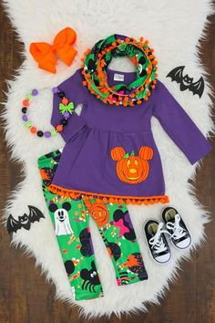 Shop cute kids clothes and accessories at Sparkle In Pink! With our variety of kids dresses, mommy + me clothes, and complete kids outfits, your child is going to love Sparkle In Pink! Little Girl Outfits, Toddler Girl Outfits, Little Girl Dresses, Kids Outfits, Baby Girl Items, Cute Baby Girl, Baby Girls, Halloween Outfits, Halloween Clothes