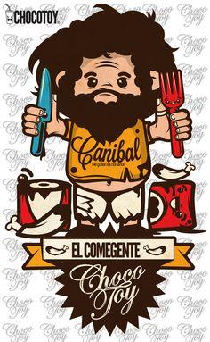 El Comegente / chocotoy
