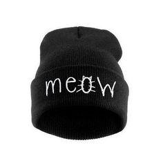 e116d4df4503d Knit Winter Hat Cap Valentines Allmatch Climp Men Hats New Mens Letter  Style Hip Hop Casual