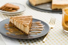 Cookie Butter Cheesecake Is A Dessert Mash-Up Made In Heaven  - Delish.com