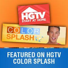 seen in Color Splash