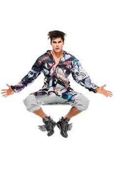 adidas Originals by Jeremy Scott Fall/Winter 2014 Lookbook » Fucking Young!
