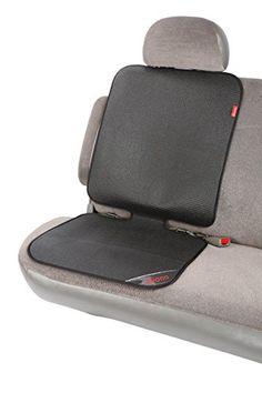 Diono gepolsterte Auflagenmatte f�r Autositze Grip it black