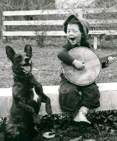 'You ain't nothing but a hound dog!'...