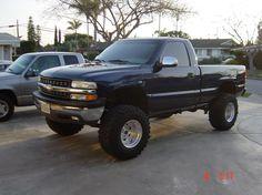 Custom Lifted Trucks, Lifted Chevy Trucks, 4x4 Trucks, Diesel Trucks, Cool Trucks, Chevy 1500, Chevy 4x4, Chevy Pickups, Chevrolet Tahoe
