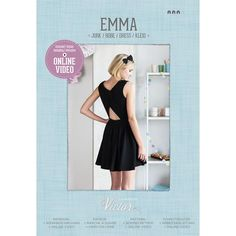 Bist du auf der Suche nach einem eleganten, festlichen Kleid? Dann ist dieses teilweise rückenfreie Modell genau das richtige für dich! Wähle dabei für die Schulterpartien einen besonderen Stoff.  Größe: 34-42