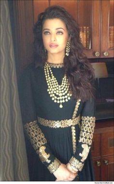 Aishwarya Rai Bachan in Sabyasachi | Sabyasachi Dresses & Sarees