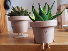 Your place to buy and sell all things handmade – neon nail art Small Plants, Potted Plants, Pots For Plants, Indoor Planters, Planter Pots, Indoor Cactus, Cactus Cactus, Mini Vasos, Decoration Plante