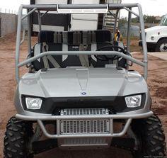 2007 Polaris Ranger Front Bench Seat