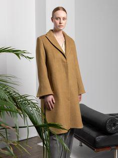 Bleu Marine, Blazer, Jackets, Collection, Design, Fashion, Beige Coat, Camel Coat, Cashmere Wool