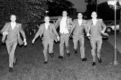 Groomsmen, Wedding Venue, Shipley, West Yorkshire, Marquee Wedding