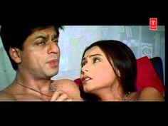 Love Songs Hindi, Song Hindi, Funny Movie Scenes, Funny Movies, Srk Movies, Shah Rukh Khan Movies, New Whatsapp Video Download, Asha Bhosle, Indian Music