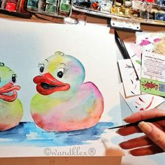 Ente ist fertig! #duck #rubberduck #quietscheente #quietscheentchen #badeente #etsygifts #etsyfinds #unseretsy #etsyshop #etsyfindes