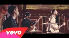 White Lies - There Goes Our Love Again....love the song and there are some seriously funky dance moves in there too :)