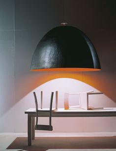 Ingo Maurer - XXL Dome innen orange