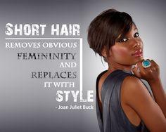 Short-hair - #letyourhairtalk #addbeautyhair #drama #look #us #feminism #styles #blackbeauty #quoteoftheday #thursdaythoughts #haircuts #change #recreate #like4like #follow4follow #like4follow #followforlike #instagood #instago #usa:flag-us: #uk #australia