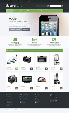 You know design needs time... Get Template Espresso! That's Magento #template // Regular price: $180 // Unique price: $2500 // Sources available: .PSD, .XML, .PHTML, .CSS #Magento #Store #Shop #Electronics