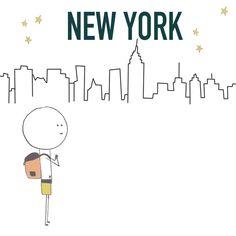 #teenytinyom #yogi #travel #yoga #newyork