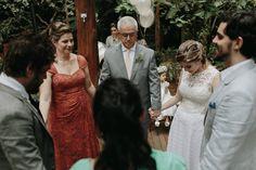 Casamento de músicos (com chuva!) | Fabi + Helton - Berries and Love