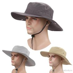 e331978e3b0 2016 Fisherman Caps Unisex Summer Fashion Outdoor Fisherman Hat Basin Cap  Bucket Hat Foldable Sun Beach