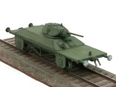 Kit 72003 - German Panzerjaeger wagon with T34 hull and early T34 ...