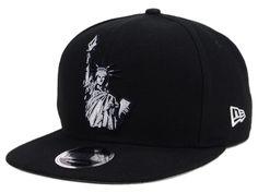 Volcom Liberty 9FIFTY Snapback Cap. New Era ... 4ba639762da