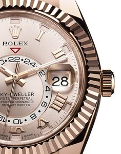 The new Rolex Sky-Dweller for 2014! Call (866) 264-9759 or visit: haroldfreemanjewelers.com