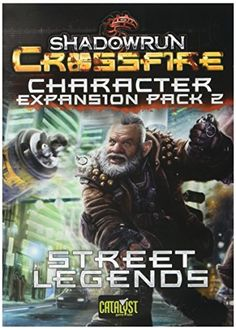 Shadowrun Crossfire: Character Expansion Pack 2 - Street ...