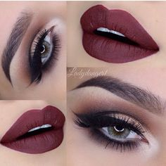 NEW MAKE UP INSPIRATION by vegas_nay #beauty