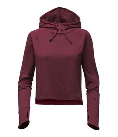 WOMEN'S MOTIVATION HOODIE  The North Face