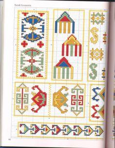 Gallery.ru / Фото #14 - Anna Davidson - 500 Cross-Stitch Blocks - anfisa1