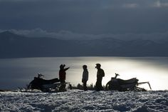 Snowmobiling Tours - Winter Sports Activities - Zephyr Cove Resort