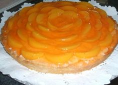 Cute Desserts, Cheesecake, Cooking, Food, Queso, Peaches, Kitchen, Cheesecakes, Essen
