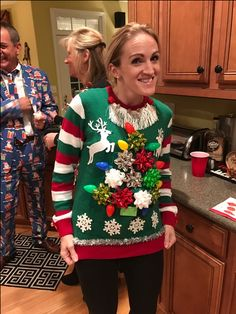 15 do it yourself ugly christmas sweaters christmas tree sweater 15 do it yourself ugly christmas sweaters christmas tree sweater christmas tree and ugliest christmas sweaters solutioingenieria Images