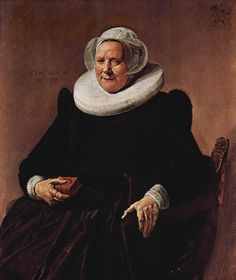 Portrait of a woman by @artisthals #baroque